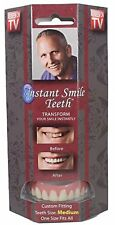 Cosmetic Teeth Snap On Secure Smile Instant Veneers Dental False Natural Cover