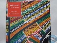 RADIOHEAD THERE THERE CD SINGLE card sleeve