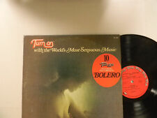 The Worlds Most Sensuous Music Classical Music LP  TO-1001 VG+