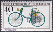 Specimen, Berlin Sc9NB187 Antique Car, Automobile, Daimler (1889)