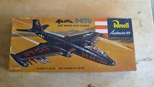 """VINTAGE REVELL KIT H230-  1/80   MARTIN B-57B  (""""S"""" KIT  1958)"""