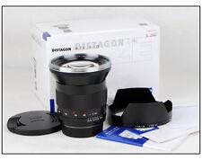 New Zeiss ZE DISTAGON T* 21mm f/2.8 Canon EOS 5D IV 6D 1Dx 1DS Mark II 77D 800D