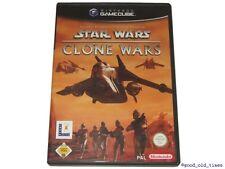 ## Star Wars: Clone Wars (Deutsch) Nintendo GameCube / GC Spiel - TOP ##
