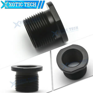Barrel Thread Adapter 5.56 to .308 1/2x28 ID to 5/8x24 OD Black Oxide Finish x1