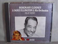 Duke Ellington & Rosemary Clooney- Blue Rose- CBS 1990- Made in Austria WIE NEU