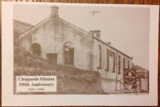 Choppards Mission Holmfirth 150th Anniversary 1839-1989 Postcard Yorkshire