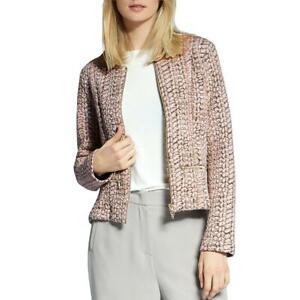 Basler Womens Scoop Neck Warm Short Jacket Outerwear BHFO 1365