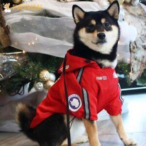 Fashion Dog Clothes Adidog French Bulldog Pupreme Shirt Dog Windbreaker Sport Re