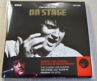 Elvis Presley ~ On Stage (Legacy Edition 2016) ~ NEW 2 x CD ALBUM Set (Sealed)