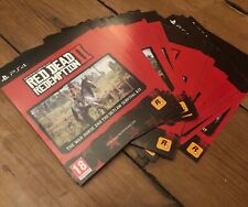 Red Dead Redemption 2 DLC Code, War Horse & Weapon Pack, PS4 PSN UK EUROPE ONLY