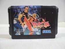 SEGA Mega-Drive -- ART OF FIGHTING -- JAPAN GAME. Clean & Work fully!!13896