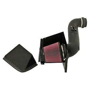 07.5-10 Chevy/GMC 6.6L DIESEL K&N AIRCHARGER INTAKE SYSTEM.