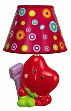 New Heart shaped Baby Table Lamp