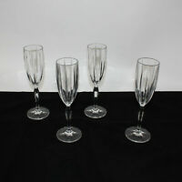 Waterford Marquis Omega Fluted Champagne Glasses