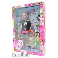 Mattel Barbie TOKIDOKI Gold Label Barbie Collector Very Rare NEW
