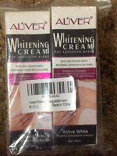 Al'iver Whitening Cream 60ml. Set Of two