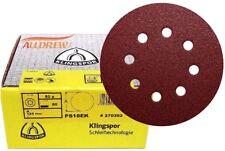 KLINGSPOR Sanding Discs Sandpaper 125mm & 150mm 5'' // 6'' Orbital Sanders Vecro