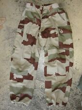 Pantalon Félin T4 S2 RipStop chevron taille 84M Armée Française camo daguet