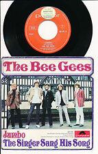 "BEE GEES 45 TOURS 7"" GERMANY JUMBO"