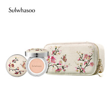 Sulwhasoo Snowise Brightening Cushion Duo Set (Original 2ea + Refill 2ea +Pouch)