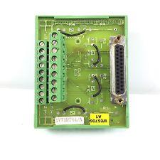 Allen Bradley 1771-rt44/a remote terminación panel módulos --- 387