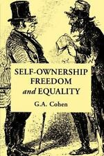 Self-Ownership, Freedom, and Equality (Studies in Marxism and Social Theory) by