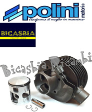 1165 - CYLINDRE MOTEUR COMPLET POLINI DM 68 VESPA PX 200 RALLY COSA