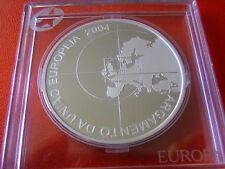 *Sternserie / Portugal 8 Euro Silber 2004 PP* EU-Erweiterung