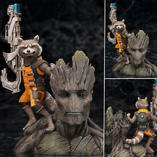 Guardians of The Galaxy Vol. 2 Groot Rocket Raccoon Figure Decoration Collection