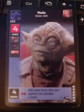 Young Jedi TCG Enhanced Battle of Naboo Yoda, Wise Jedi Non-Mint