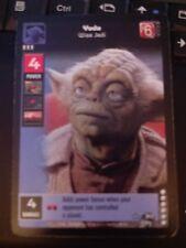 Young Jedi TCG Enhanced Battle of Naboo Yoda, Wise Jedi NrMint-Mint