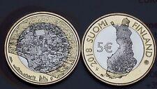 5 euro 2018 FINLANDIA Suomi Finland Finnland FINLANDE Porvoonjoki Финляндия