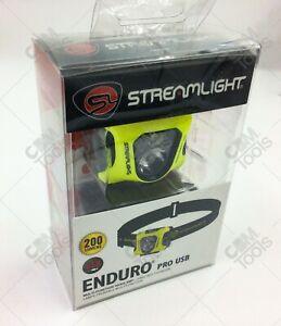 Streamlight 61435 Enduro® Pro USB Rechargeable Headlamp
