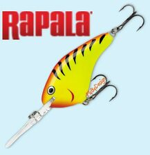 "NEW Rapala ""Trolls-To-20"" HOT TIGER (TTS20 HT) Fishing Lure - Swims to 20 ft."