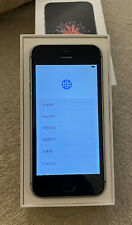 Apple iPhone SE First Generation- 64GB - Space Gray AT&T