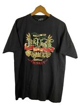 Jack Daniels Charcoal Mellowed Tennessee Whiskey T-Shirt XL