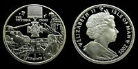 Isle of Man 2005 - One Crown - The Victoria Cross .925 silver, Proof coin