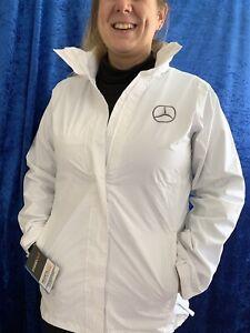 Ladies Team Mercedes Benz Regatta Hydrafort 5000 Waterproof Jacket *BNWT 14
