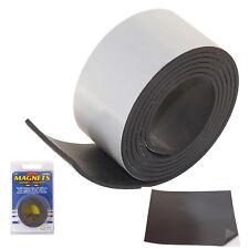 Magnet Klebeband Magnetband selbstklebend magnetisch Magnetfolie 750x25x2mm (256