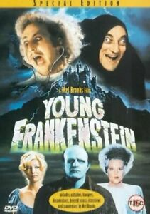 Young Frankenstein [DVD] [1975] [DVD][Region 2]