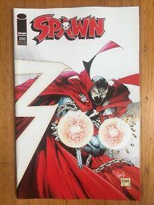 Image Comics SPAWN #300 Cover E Greg Capullo & Todd McFarlane Cover (2019)
