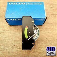 75 - 80 Volvo 240 260 coolant themperature indicator gauge NEW OEM NOS 1215305