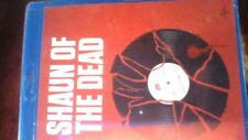 Shaun Of The Dead (Blu-ray, 2013) Starring Simon Pegg, Nick Frost NEW and SEALED