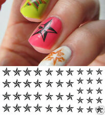 Western Star Nail Art Waterslide Decals - Salon Quality!