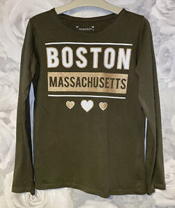 Girls Age 10-11 Years - Long Sleeved Top