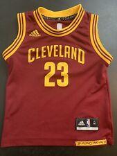 Lebron James Cleveland Cavaliers Adidas NBA Jersey - Kids Youth Size Medium 5/6