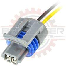 For GM Delphi / Packard 2 way IAT / MAT / ACT Sensor Connector Pigtail 12102620