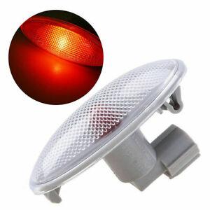 Car Side Marker Lamp Fender Turn Signal Indicator Fits Toyota Yaris 2005-2011