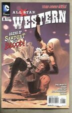 All Star Western #8-2012 fn+ 6.5 Jonah Hex New 52 Jose Ladronn cover / Palmiotti