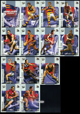 2004 AFL Select Conquest Trading Card Base Team Set ADELAIDE CROWS Star Players